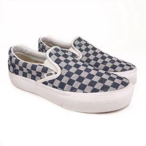 Vans Ultracush Lite Checkerboard Sneakers